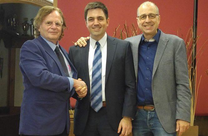 Malte Kaufmann, Jens Zeller, Matthias Niebel