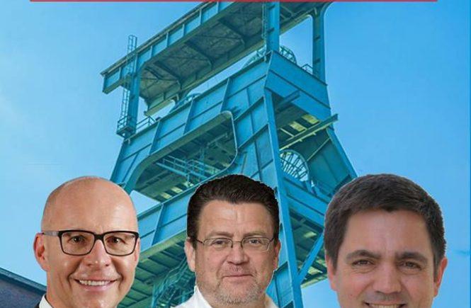Vortragsabend Herten mit Jörg Schneider, Stephan Brandner und Dr. Malte Kaufmann AfD