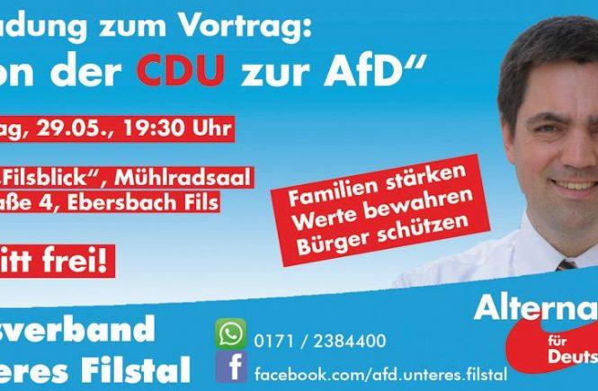 Dr. Malte Kaufmann AfD in Ebersbach
