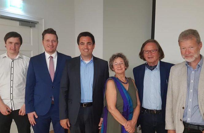 Nominierung von Dr. Malte Kaufmann AfD zum Europadelegierten und Kandidatur für das Europäische Parlament