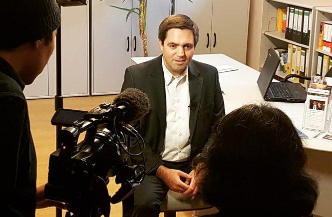 KBS News Dr. Malte Kaufmann AfD